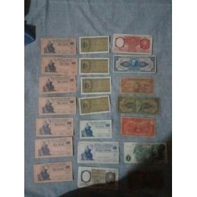 Billetes De Colección, Billetes Antiguos