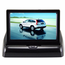 Tela Monitor Automotivo Lcd Tft 4.3 Carro Dvd Camera De Ré