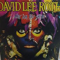 David Lee Roth 1986 Eat Em And Smile Lp Com Encarte