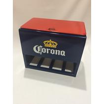 Hielera Corona Coleccionable
