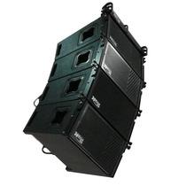 Caixa Acústica Line Array W108l 500w Passiva Wega Audio