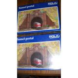 02 Portales De Tunel Marca Pola Escala N