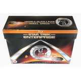 Blu-ray Star Trek Enterprise Jornada Nas Estrelas 24 Discos