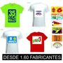 Camisetas Campaña Politica Baratas Todos Colores Y Logos