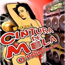 Cd Forro Cintura De Mola O Pankadão Da Bahia - Original Lacr