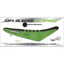 Capa De Banco Para Kawasaki Kx 65 Cc - Mini Moto