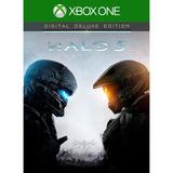 Halo 5 Guardians Digital Deluxe Original Xbox One