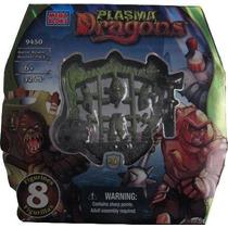 Mega Bloks Plasma Dragons 9450 Batalla Reino Booster Pack #