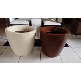 Vaso Para Plantas Classic Redondo N47 - Polietileno