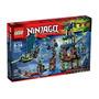 Lego 70732 Ninjago Ciudad De Stiix