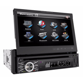 Autoestereo Power Acoustik Ptid-8920b Dvd Bluetooth