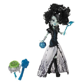 Monster High - Ghouls Rule - Festa Halloween - Frankie Stein
