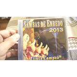 Cd Sambas De Enredo 2013