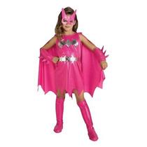 Disfraz Para Niña Traje De Batgirl Dc Comics Niñas Pequeñas