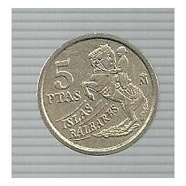 España 5 Pesetas 1997