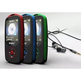 Mp3 Player Ruizu 4gb X06 Musica Multimídia Bluetooth Hifi Pf