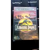 Jurassic Park. Sega Genesis, Usado. Incluye Caja