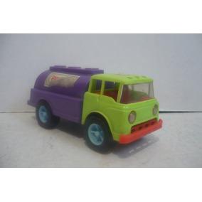 Camion Ford Pipa Cisterna Pemex - Camioncito Juguete Antiguo