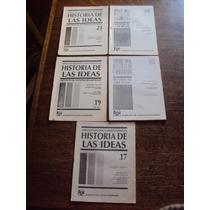 Lote 5 Fichas Historia D Ideas Sabine Marx Comunismo Liberal