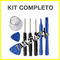 Kit Reparacion Herramienta Tableta Desarmador Estrella Apple