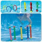 Intex Submarino Piscina Toy Buceo Juego Set - Set Incluye An