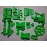Kit De Piezas Plásticas En Abs Para Impresora 3d Prusa I3