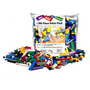 Building Bricks 1000 Pc Bulk Block 54 Roof Pieces Megabloks