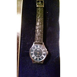 Reloj Watra 17 Rubíes Dama En Estuche