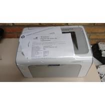 Impressora Hp Laserjet P1102 Revisada E Completa.