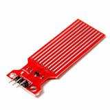 Sensor De Nível De Água E Chuva Para Arduino Raspberry Pic