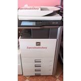 Escaner Copiadora Sharp Mx-4100 Impresora Toner Usb