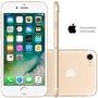 Apple Iphone 7 32gb Dourado Resistente À Água 12x Sem Juros