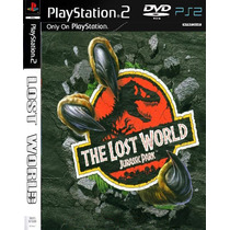 The Lost World Jurassic Park - Playstation 2 - Dinossauros