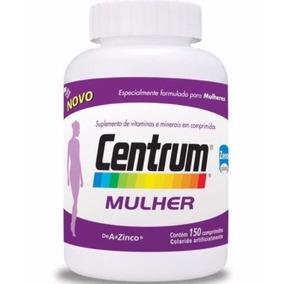 Centrum Mulher 150 Comprimidos Frete Gratis