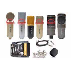 Arcano Microfone Para Estúdio Series Arc-std Completo