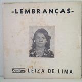 Compacto Leiza De Lima (lembranças)