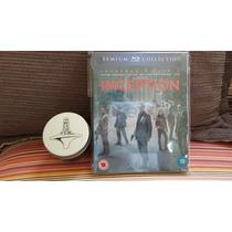 Totem (peonza Dado,estuche) + El Origen Steelbook Uk Blu Ray