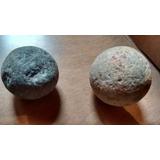 Dos Esferas De Piedra