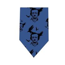 Corbata Edgar Allan Poe - Terror Clasico Cuervo