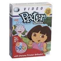 Pixter Multi-media Video Rom - Dora