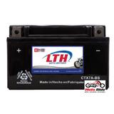 Moto Bateria Lth Libre De Mantenimiento Ctx7a-bs Ytx7a-bs