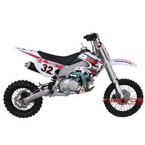 Mini Moto Para Trilha E Moto Cross 125cc Xmotos Xb-32