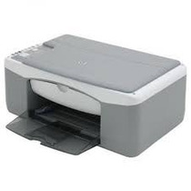 Impressora Hp Psc-1410 All-in-one Revisada 100% Fonte Leia