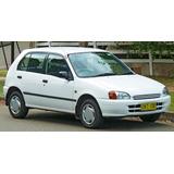Libro Digital De Usuario Toyota Starlet 1996-1999 Español