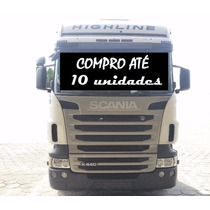 Scania R 440 6x2 Highline 2012 A 2013