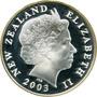 Moneda De 1 Dollar De Nueva Zelandia 2003 - Lord Of Rings