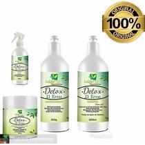 Kit Desintoxicação Detox 21 Ervas Natural Hábito Cosméticos