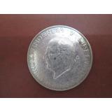 Moneda Antigua Hidalgo 5 Pesos Chica Plata Ley .720. Envio G