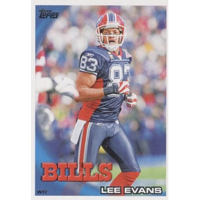 2010 Topps Lee Evans Buffalo Bills