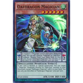 Oafdragon Magician - Sdmp-en004 - Super Rare 1st Edition